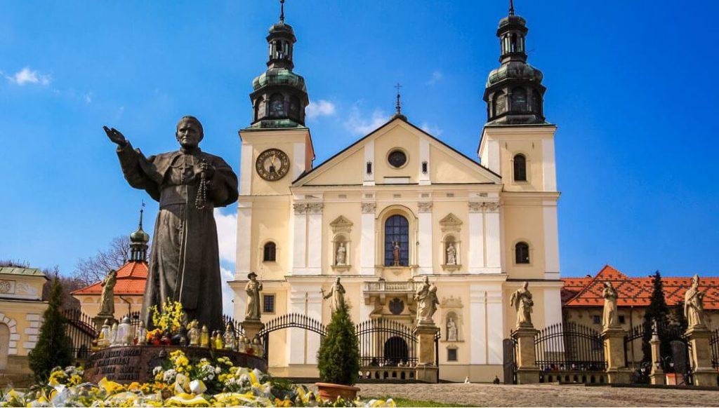 Sanktuarium Pasyjno-Maryjne, Kalwaria Zebrzydowska