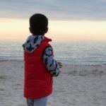 Plaża, morze, Franek